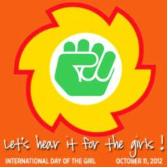 logo day of the girl