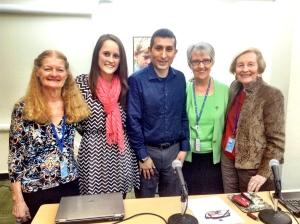 IASSW Panel - CSW 2014