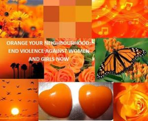 Orange your neighbourhood