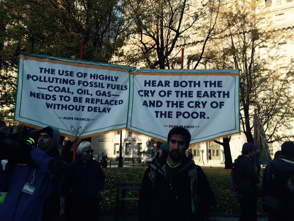 NY Climate March