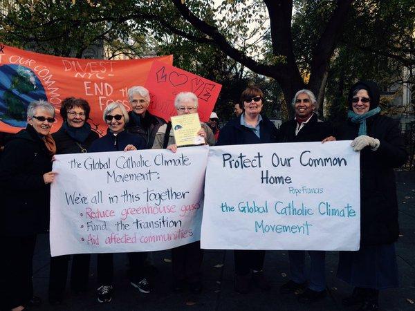The Global Catholic Climate Movement