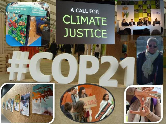 Foto 1 COP 21