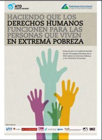 Extreme Poverty and Human Righst Spanish
