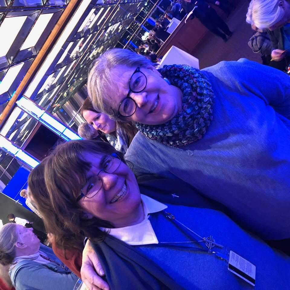 Nancy & Mirjam