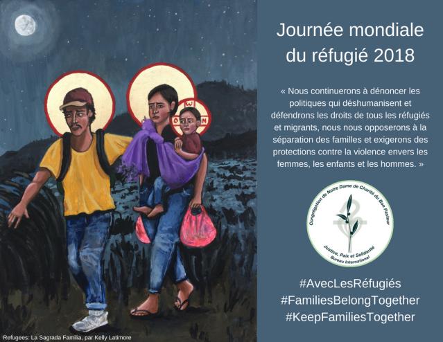 Journée mondiale du réfugié 2018