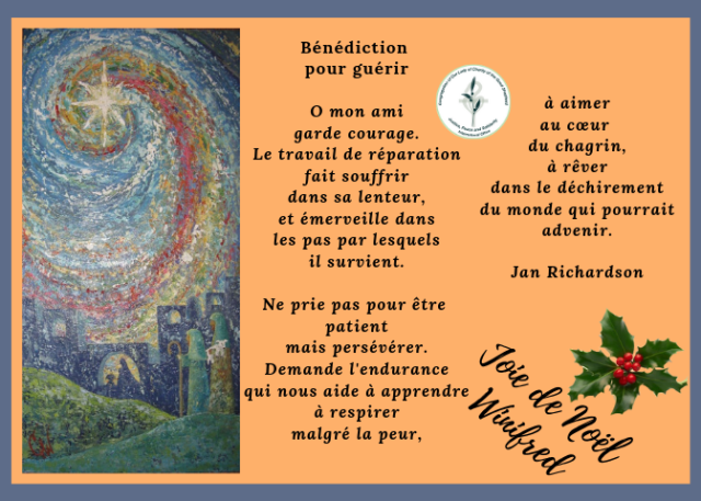 Christmas Wishes French